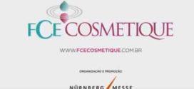 FCE Cosmetique 2017 – Feira Internacional de Tecnologia para a Indústria Cosmética