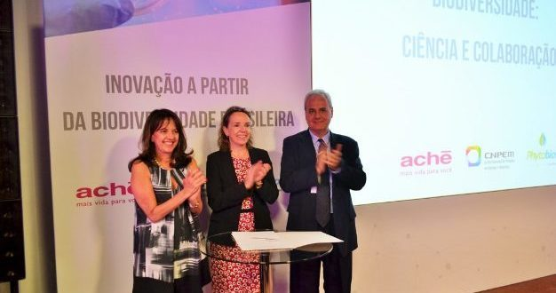 CNPEM, Aché e Phytobios lançam iniciativa para descobrir medicamentos na área de dermatologia