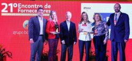 BASF recebe prêmio de fornecedor Ouro do Grupo Boticário pelo segundo ano consecutivo