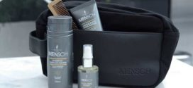 Mensch chega ao mercado com linha de cosméticos masculinos
