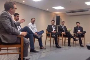 Palestras produtivas marcaram seminário promovido por Camfil e Reintech em Anápolis