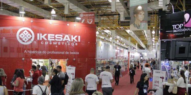 Ikesaki apresenta novidades em beleza profissional na Hair Brasil 2019