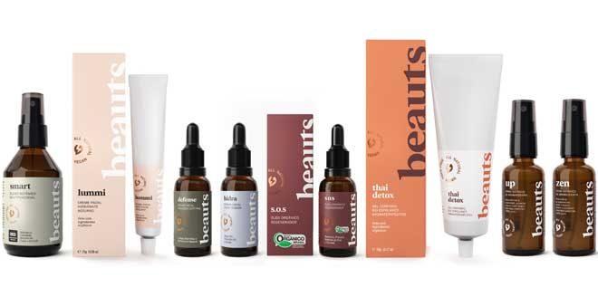 Marca brasileira lança linha de cosméticos naturais com combinações de ingredientes inusitados