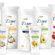 Dove anuncia nova linha de loções desodorantes hidratantes corporais