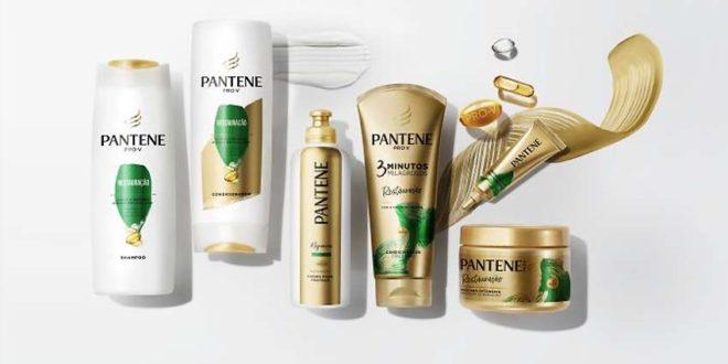 Pantene® lança sua maior inovação em 30 anos: linhas com novas fórmulas e ingredientes tecnológicos