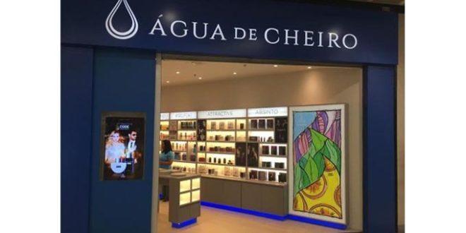 Com novo layout, Água de Cheiro reinaugura loja no Tatuapé