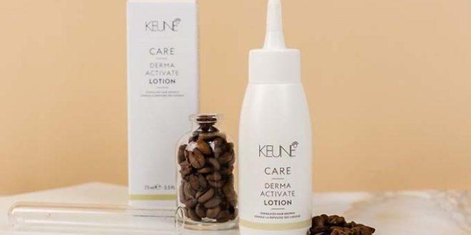 Keune Haircosmetics sugere tratamento completo contra queda para quem viu o cabelo cair na pandemia