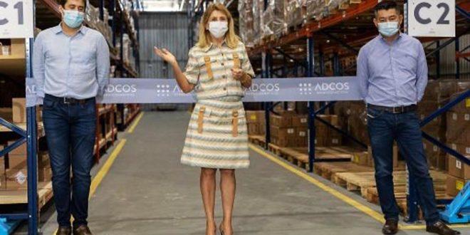 ADCOS inaugura novos centros de distribuição e armazenagem no Espírito Santo
