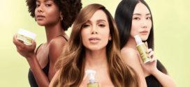 Cadiveu Essentials lança linha vegana em parceria com a popstar Anitta