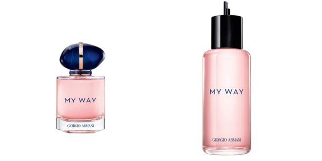 Giorgio Armani apresenta My Way: primeira fragrância Carbono Neutro
