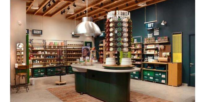 The Body Shop abre novo conceito de loja no Rio de Janeiro
