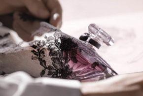 Lancôme apresenta La Nuit Trésor Dentelle de Roses Fragrância floral celebra a paixão, como em uma história de amor