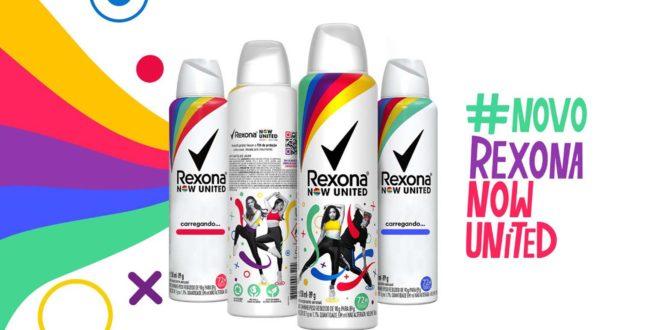 Rexona Now United surpreende fãs e lança edição colecionável com os integrantes do grupo