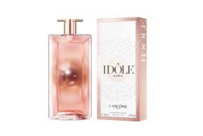 Lancôme lança Idôle Aura, a fragrância que é o símbolo do sucesso feminino em comunidade